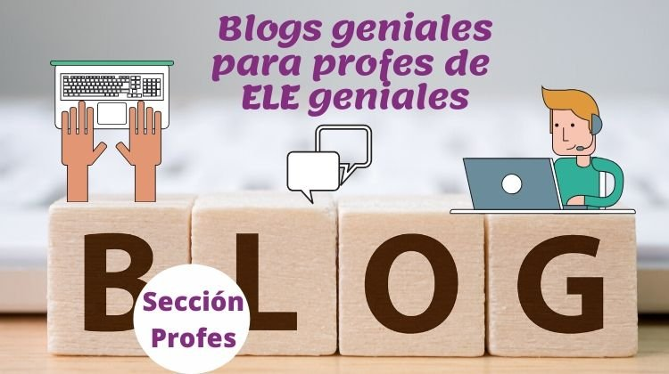 Blogs para profesores de ELE
