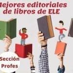 Mejores editoriales de libros de ELE