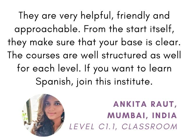 Blog para aprender español