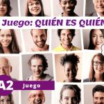 Juego: Quién Es Quién (A1,A2)