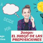 El juego de las preposiciones (B2)