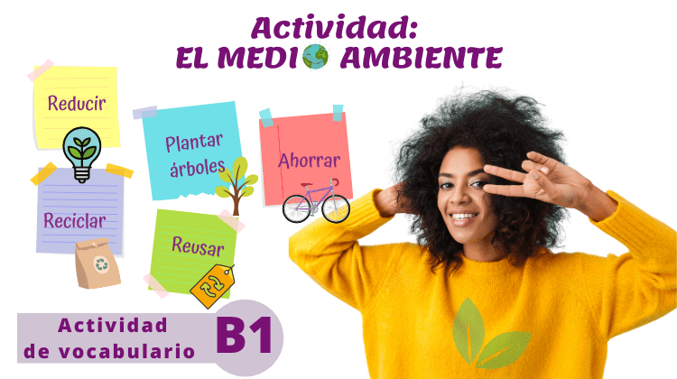 Vocabulario del medio ambiente