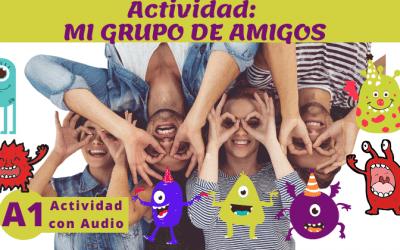 Mi grupo de Amigos (A1)