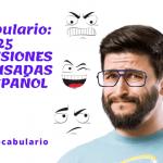 25 expresiones coloquiales  (C1)