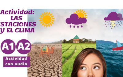 El Clima en Español (A1/A2)