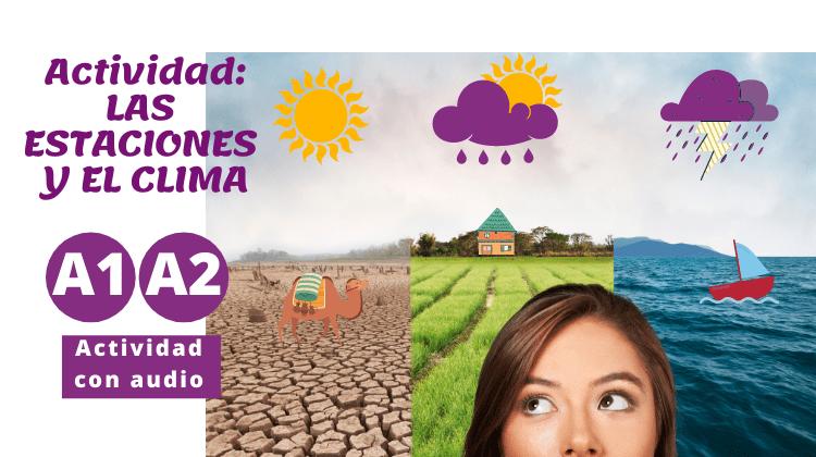 El Clima en Español (A1 y A2)