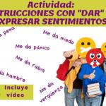 Expresiones con DAR (B1,B2)