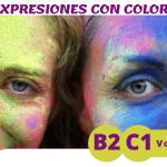 Expresiones con colores (B2/C1)