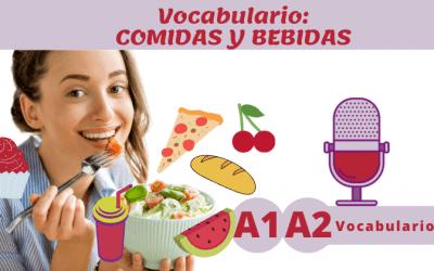 Comidas y Bebidas (A1/A2)